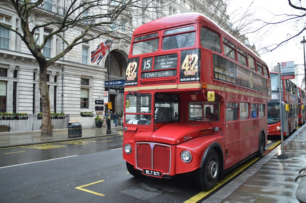 Heritage Routemaster 15