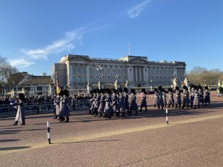 Buckingham Palace Changing of the Guards 2