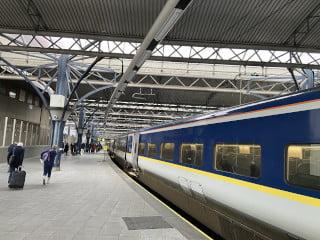 Eurostar Brussels