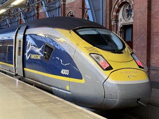 Eurostar St Pancrass